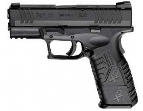 Springfield XD(m) Compact 9mm 3.8 Black