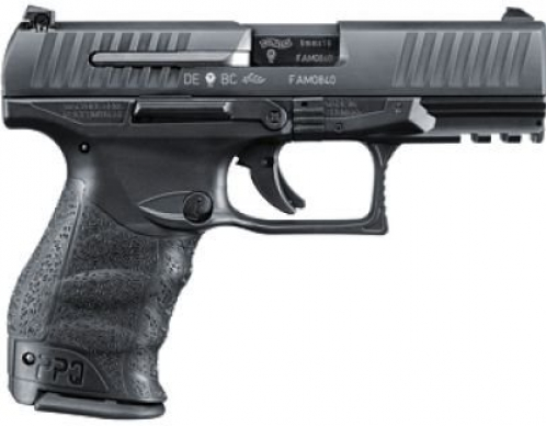 Walther 2796066 PPQ M2 9mm Black Poly Grip 15 1