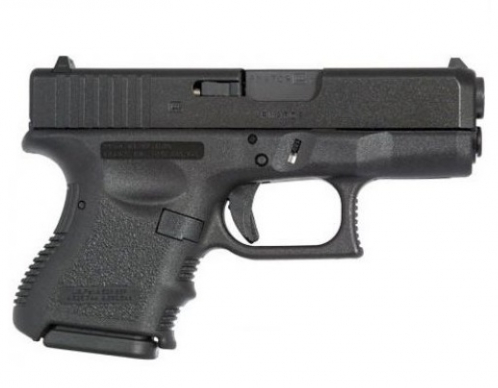 Glock G26 G3 10 1 9mm 3.42
