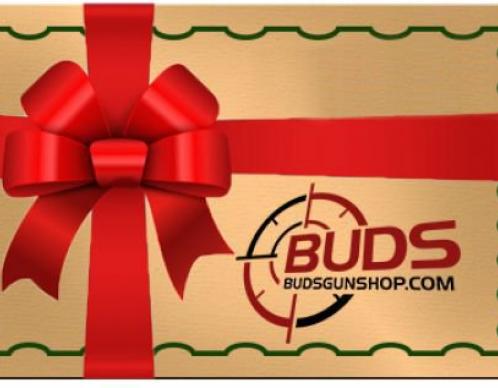 $250 Buds Gift Card Credits