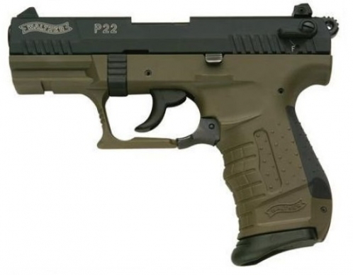 Walther Arms 5120338 P22 Military