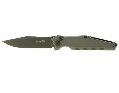 Kershaw 7900GRYBLK Launch Knife 3.75