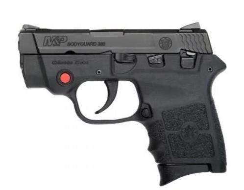 Smith & Wesson M&P Bodyguard 380 Crimson Trace Pistol