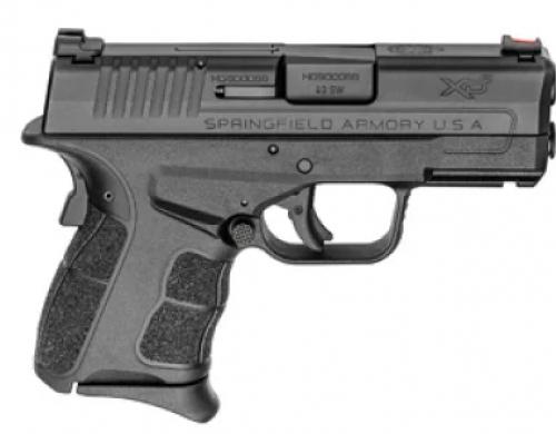 Springfield Armory XD-MOD.2 .40 S&W 3.3 Black 6RD