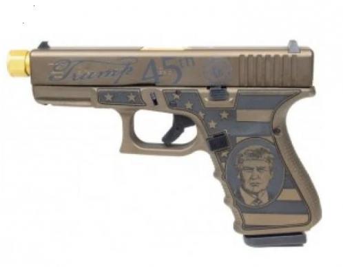 Glock G19 GEN4 9MM COMPACT FXD 4.6