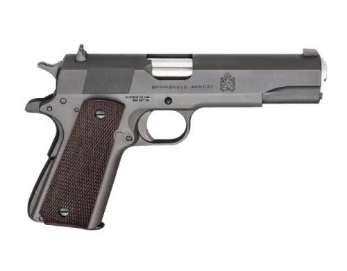 Springfield 1911 Defender Mil-Spec .45acp 5