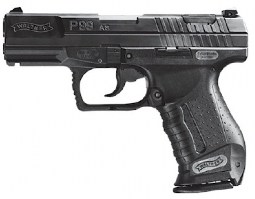 Walther Arms 2796325 P99 Anti-Stress Mode 9mm 15rd