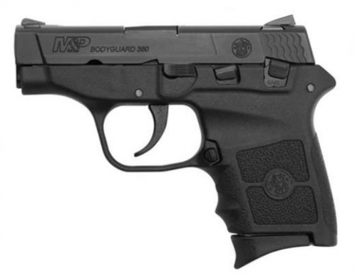 M&P BODYGUARD 380 6RD NO LASER NO THUMB SAFETY