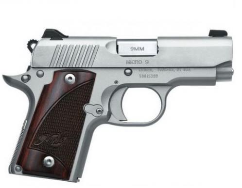Kimber Micro9 9mm 6rd 3.15 Rs