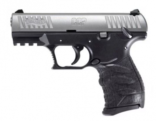 Walther CCP M2 9MM SS/BLK 3.54 8 1