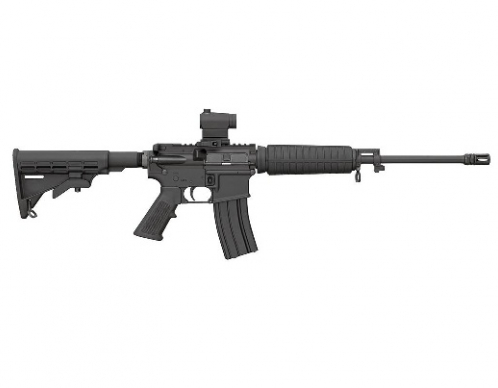 Bushmaster QRC W/RED DOT 5.56 30R