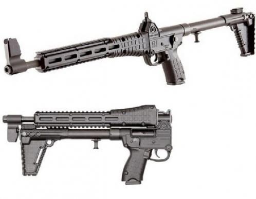 Kel-Tec Sub 2000 Beretta 92 17rd mags