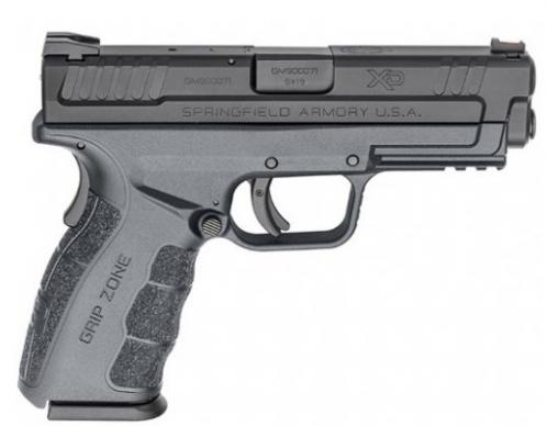 Springfield Armory XD Mod.2 9mm 16 1 Grey 4