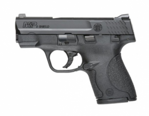S&W M&P9 Shield 7 1/8 1 9mm 3.1