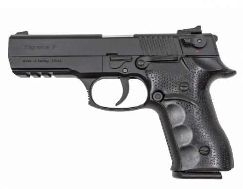 TISAS ZIGFBL ZIGANA F 9MM Black