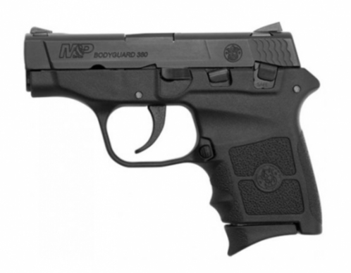 S&W M&P Bodyguard 6 1 380ACP 2.75