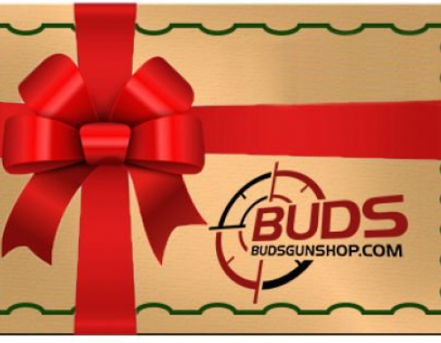 $100 Buds Gift Card Credits