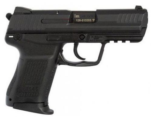 H&K 745031-A5 HK45 Compact 8 1 45ACP 3.94