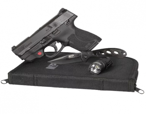 Smith & Wesson M&P 9 Shield M2.0 W/ Crimson Trace