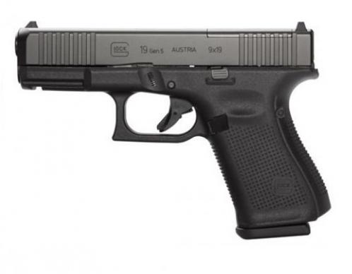 Glock G19 G5 9MM 15 1 4.0