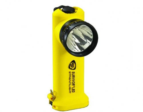 Streamlight Survivor LED- Rechargeable | Black