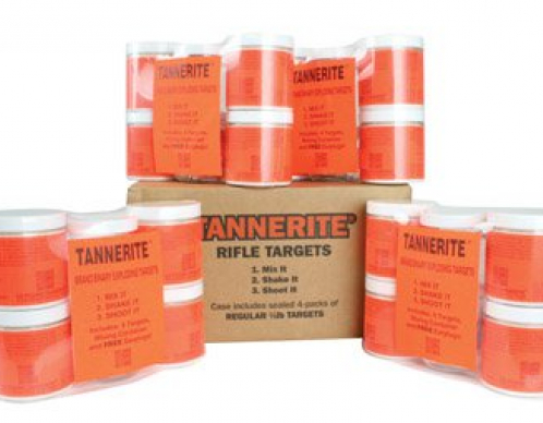 Tannerite Exploding Targets Single 1/2 lb 24 Case